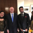 Dr Kiran meets with New Zealand Prime Minister The Rt. Hon. John Key