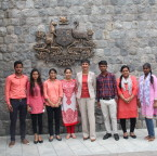 Asha Students Interned at the Australian High Commission, New Delhi