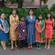 Asha Student Interned at the New Zealand High Commission, New Delhi