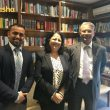 Dr Kiran Martin met with the High Commissioner of India to Australia, His Excellency A. M. Gondane at the High Commission of India