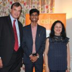 Bidding adieu to Asha's first Chevening scholar