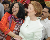 Hon-Julia-Gillard-Australian-Prime-Minister-visits-Asha-210x170