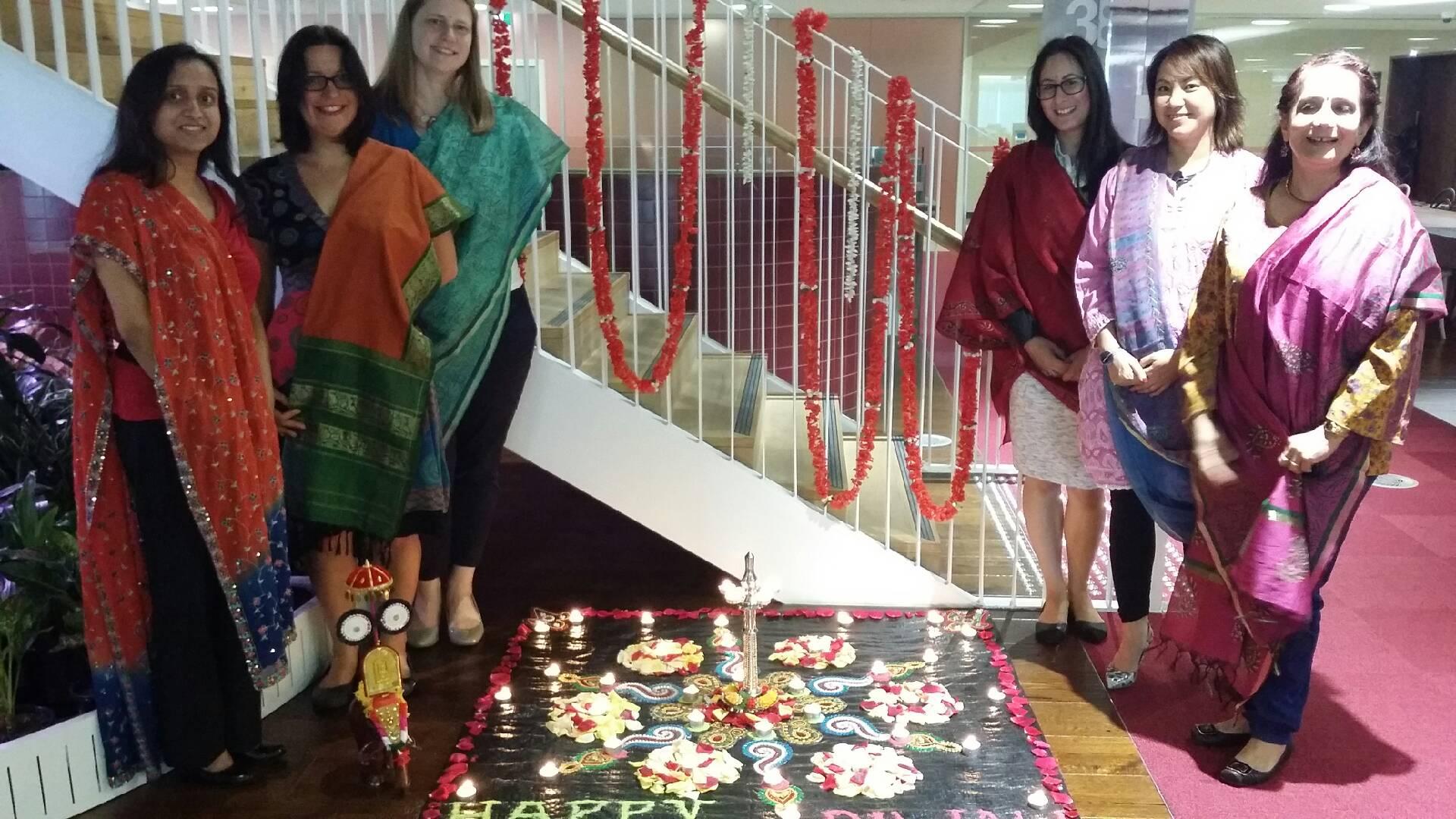 Team Firework -Lakshmi Sreedhar; Loi Truong, Nicole Howe, Sheevali Goradia, Tarin Hillier, Rachelle Greenshields, Michelle Hasler, Belinda Kolar