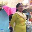 Sharda found her calling and happiness in social work