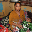 Ranjana copes with her illness with support from the Asha family