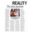 Dr.Kiran Martin featured in Femina Magazine