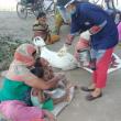 Asha COVID-19 Emergency Response: Asha runs a supplementary nutrition program to combat malnutrition in the river bed slum