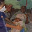 Asha team practice the Asha value 'Compassion' in the slums