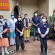 Asha COVID-19 Emergency Response: Asha corona warriors in all slums get vaccinated through Asha