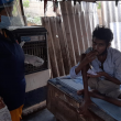 Asha COVID-19 Emergency Response: Asha treats relapsed Tuberculosis patients in the slums