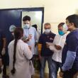 Asha COVID-19 Emergency Response: Anna Nagar MLA visits Asha's Anna Nagar slum community