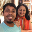 Asha graduate Shiv completes his First Year of Masters in Social Work